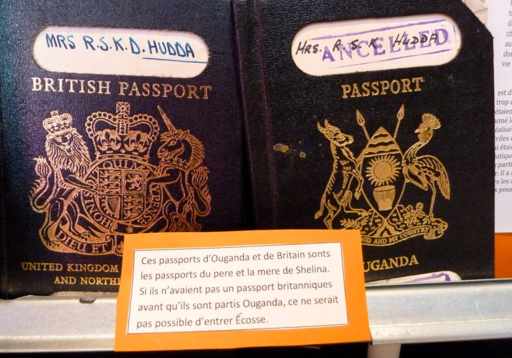 Use Primary Sources to Tell the Story: How did Shelina's parents come to Canada?