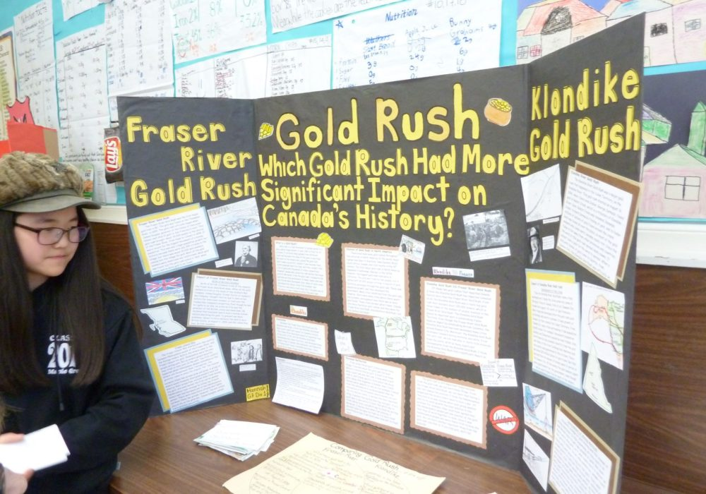 Which Gold Rush Had the Greatest Impact?
