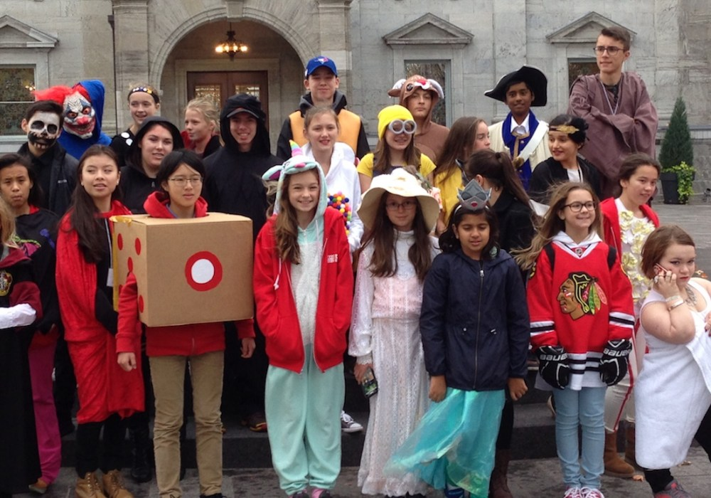 Young Citizens in Ottawa