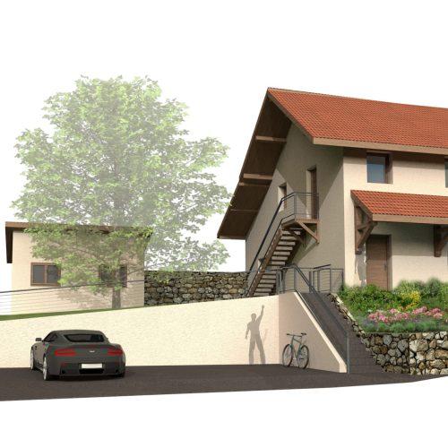 Maison traditionnelle Chambéry