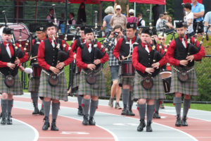 Greighland Crossing Pipe Band