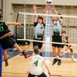 Van Tech, Moscrop sweep to semis' matchup