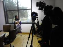 "Queen Quet, Chieftess of the Gullah/Geechee Nation (www.QueenQuet.com) interviewed for ""Spiritual Technologies Project."""