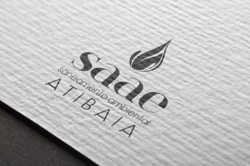 Logotipo – SAAE Atibaia