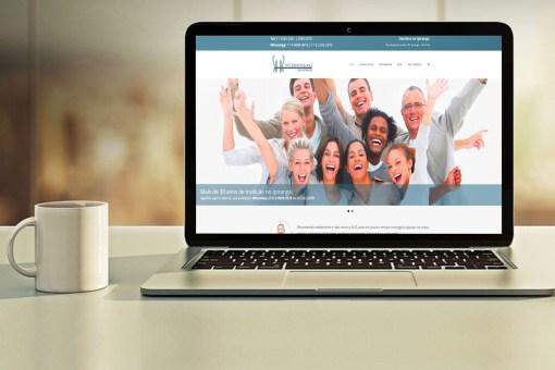 Website – SHZ Odontologia