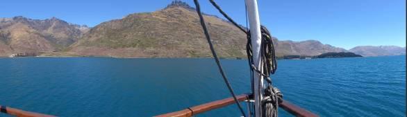 Lake Wakatipu from the Bow