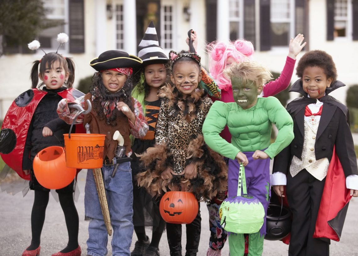 Six Tips To Ensure Trick Or Treating Safety