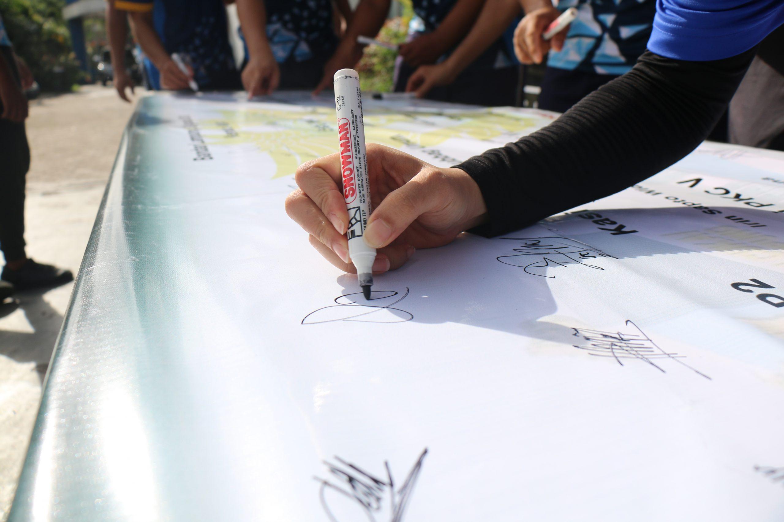 Dengan Tagline Barunya Bea Cukai Bandar Lampung Semangat Membangun Zona Integritas Menuju WBK/WBBM