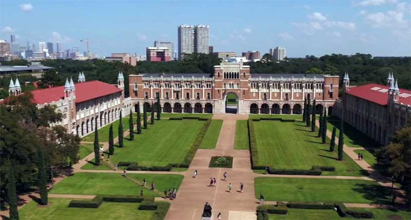 Rice University employee car insurance discount