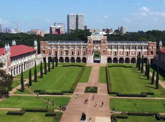 Rice University employee car insurance discount