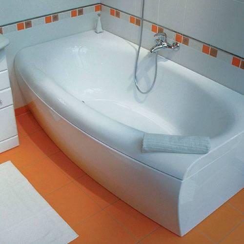 Как самостоятельно очистить ванну