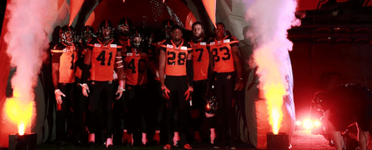 Will the Lions treat their fans to a playoff game? - Photo: BCLions.com