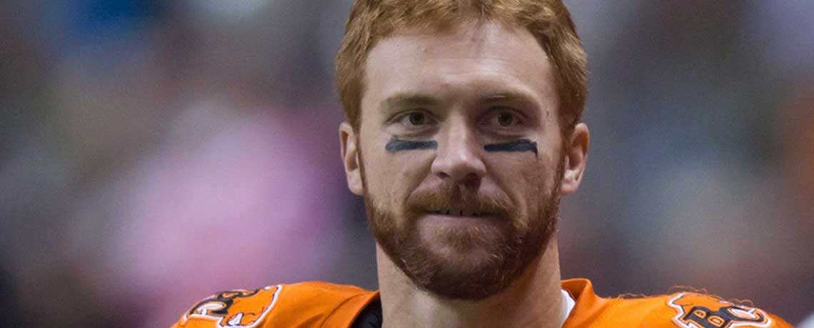 The BC Lions Must Sign Travis Lulay