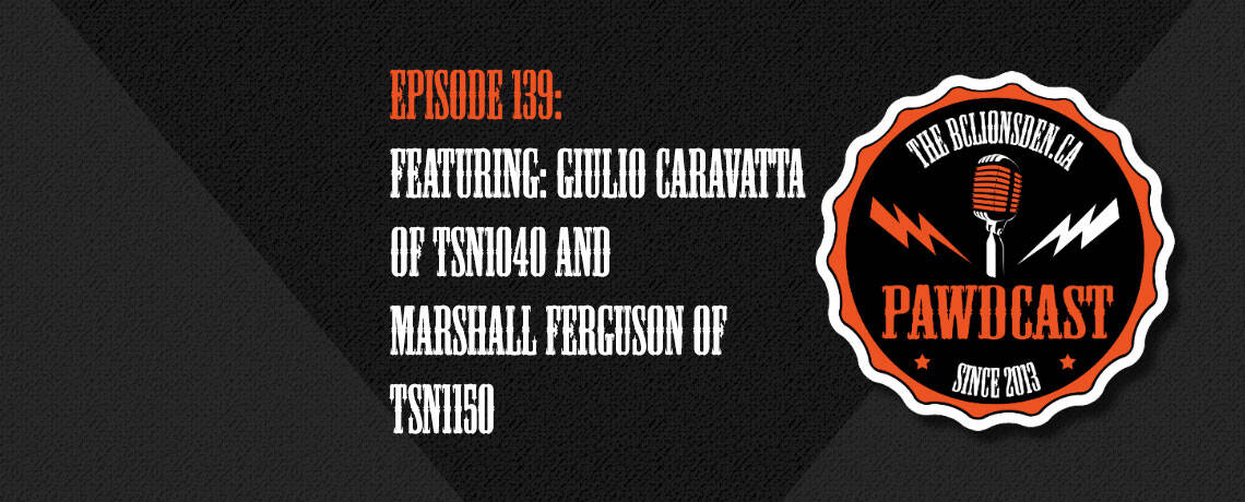 Episode 139: Giulio Caravatta and Marshall Ferguson