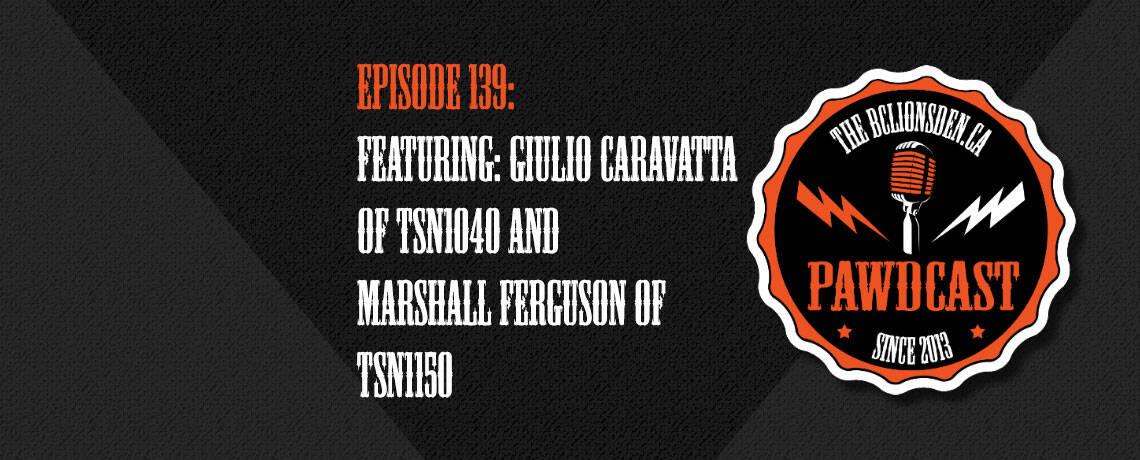 Episode 139: Giulio Caravatta and Marshall Ferguson