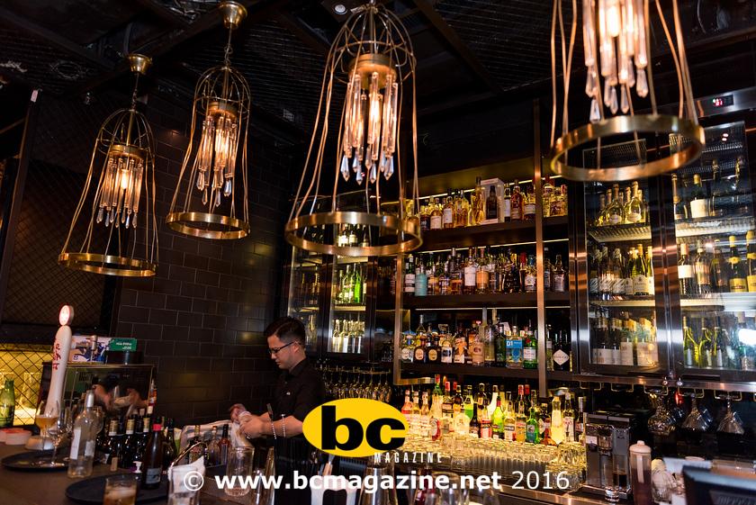 Restaurant launch La Bo La