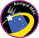 Aurgid MAC Patch Credit: NASA
