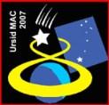Ursid MAC Patch Credit:NASA