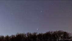 Cattle Point - Pan Starrs