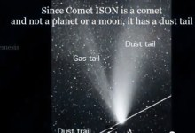 ISON Tails