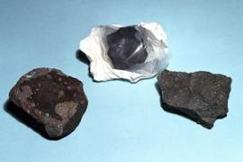 Three types of carbonaceous chondrites