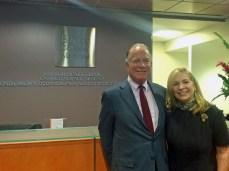 Butch and Nancy Abendshein