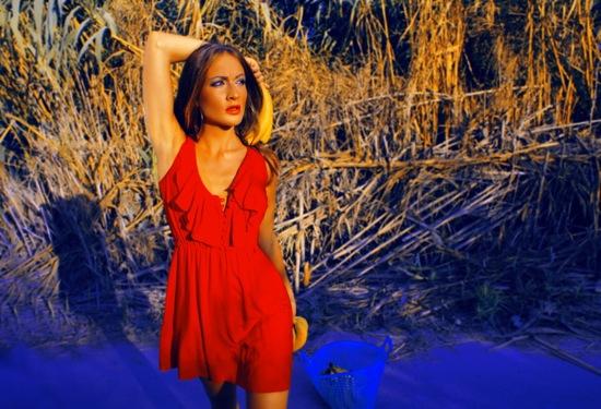 diego diaz marin modelo española Fabiola Gómez