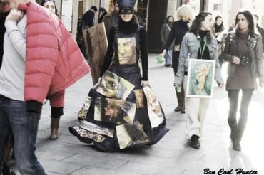 walking gallery barcelona