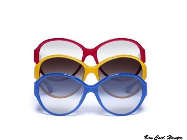 gafas sol redonda chanel