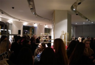 inauguracion tienda stella mccartney