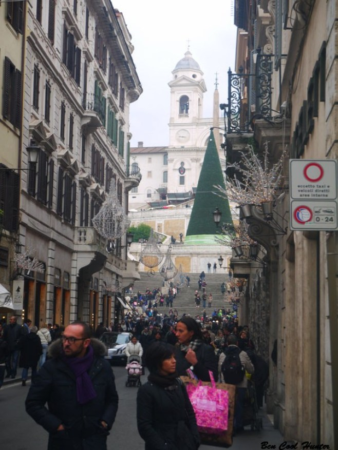 via condotti shopping roma