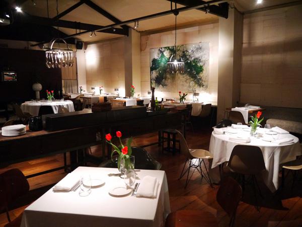 sala restaurante barcelona acontraluz