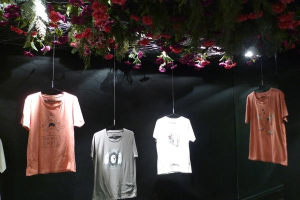 Camisetas Efimero