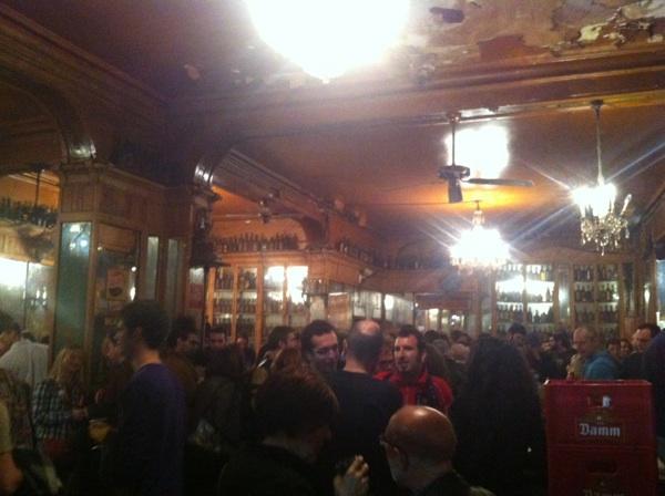 bar marsella decoracion