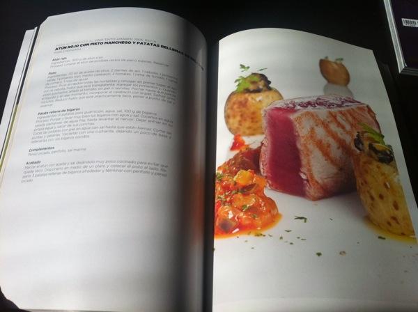 recetas libro mabes elite gourmet 2013