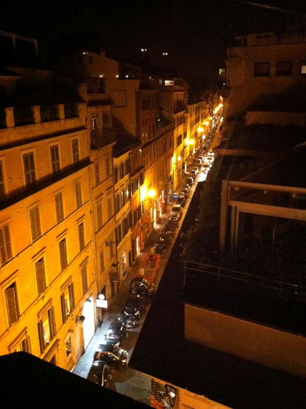 roma centro via margutta