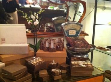 said cioccolatini store roma