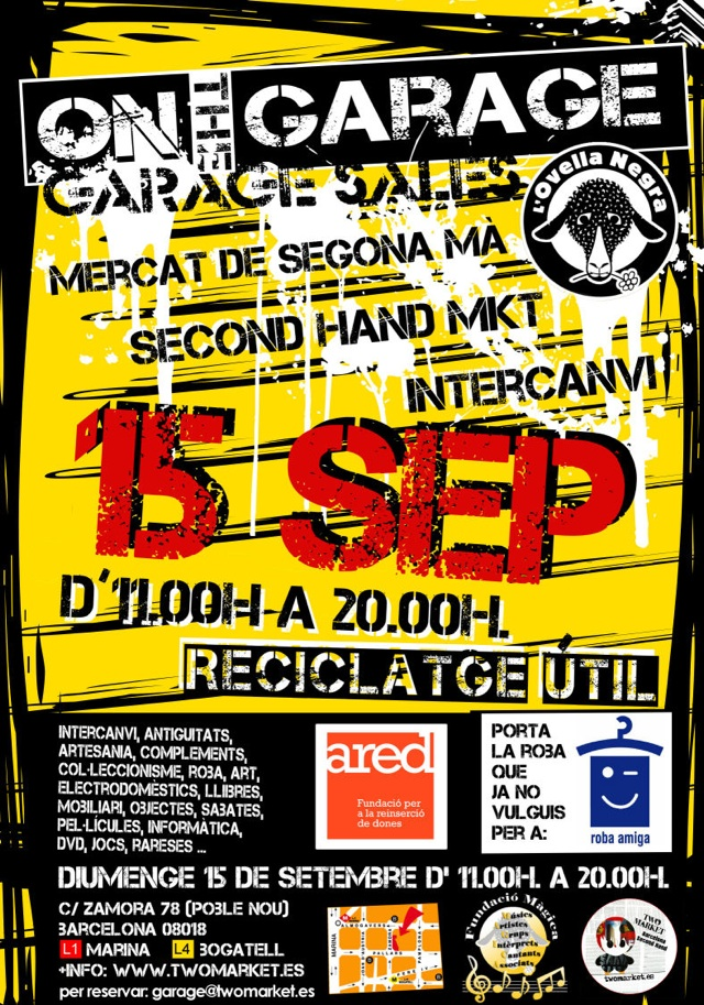 on the garage septiembre