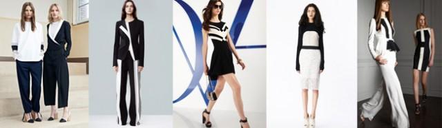 Black&White-tendencia-moda pv 2014