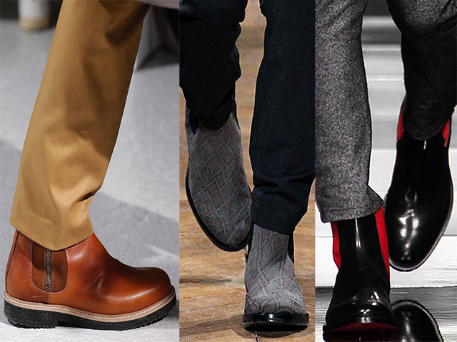 zapatos BOTAS CHELSEA