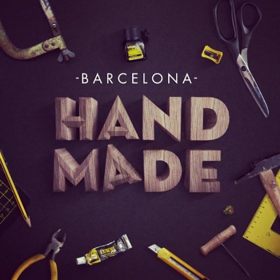 barcelona handmade