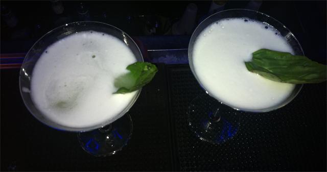 coctel albaca
