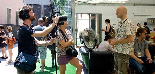 Sónar +D 2014 prensa