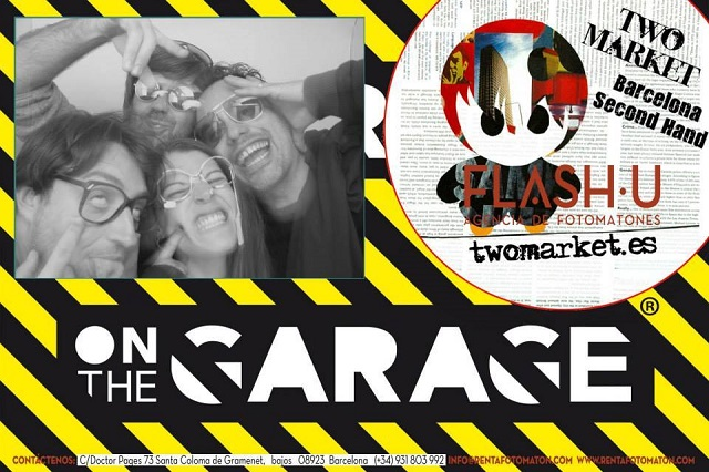 on the garage mayo 2014