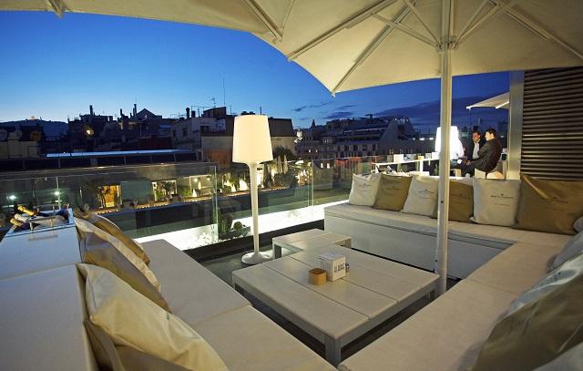 Terraza-ALAIRE-hotel condes barcelona