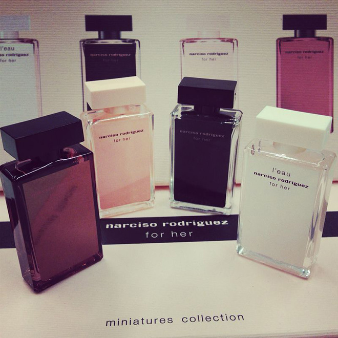 narciso-rodriguez-perfumes-miniaturas-coleccion
