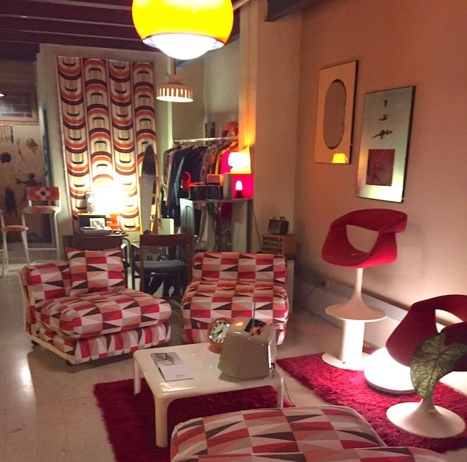 360 art community muebles vintage