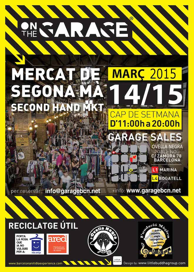 on the garage marzo 2015