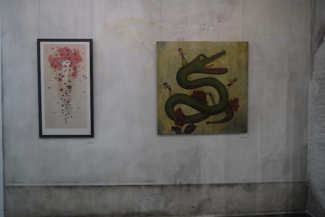 opera lounge exposicion arte
