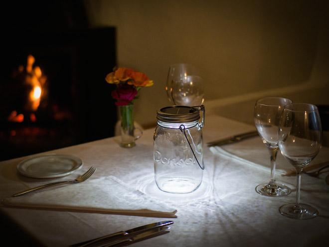 consol solar jar ecofriendly light